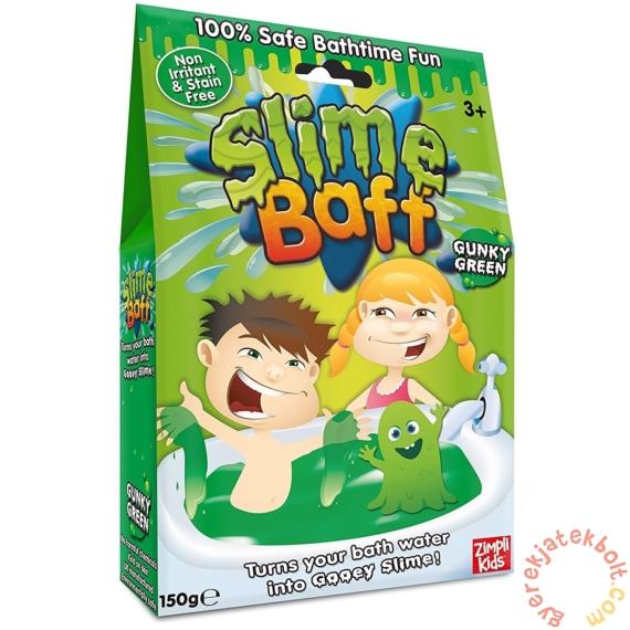 Slime Baff fürdőzselé 150 g - Zöld (5262)