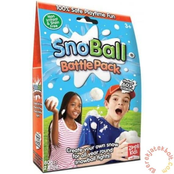 SnoBall Hógolyókészítő szett 80 g (5444)