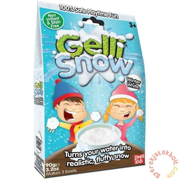 Gelli Snow hógolyókészítő szett - Fehér (GLL5959)