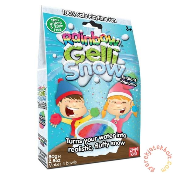 Gelli Snow hógolyókészítő szett - Szivárványos (GLL5960)