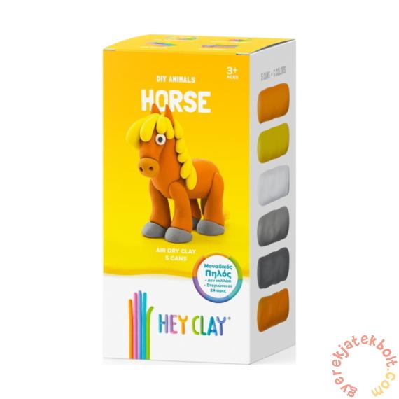 Hey Clay gyurma készlet - Ló