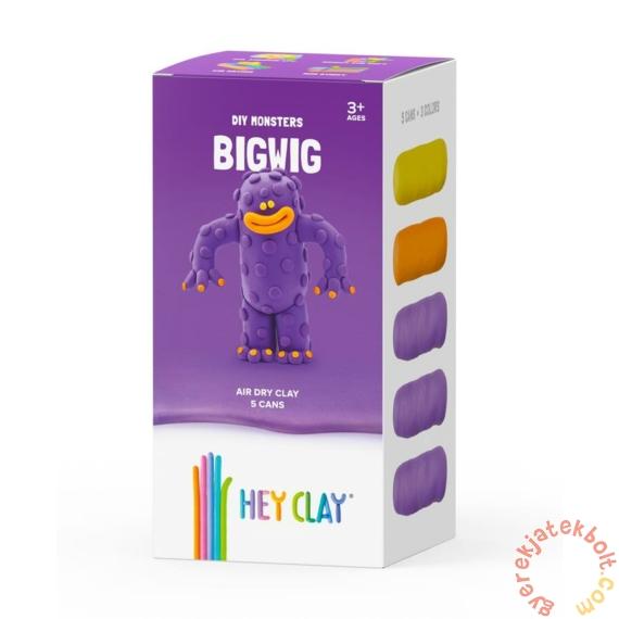 Hey Clay gyurma készlet - Bigwig monster