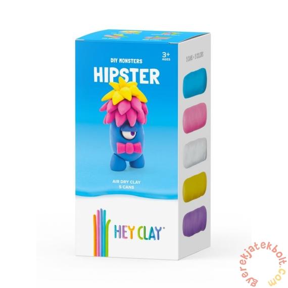 Hey Clay gyurma készlet - Hipster monster
