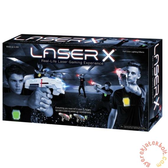 Laser-X lézerfegyver Dupla szett (LAS88016)