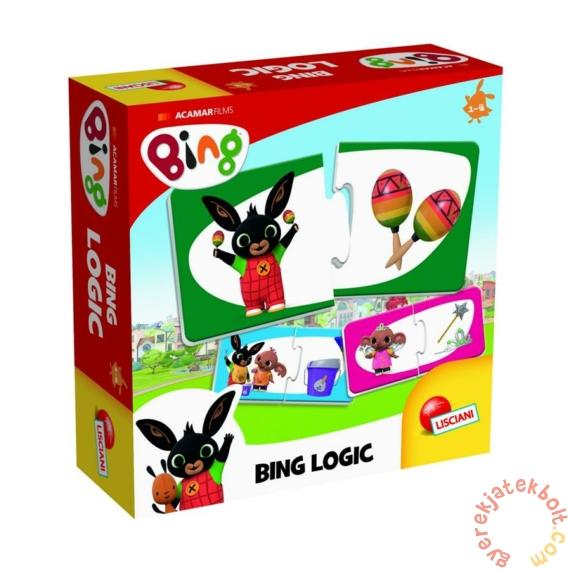 Lisciani Bing logikai baby puzzle (74679)