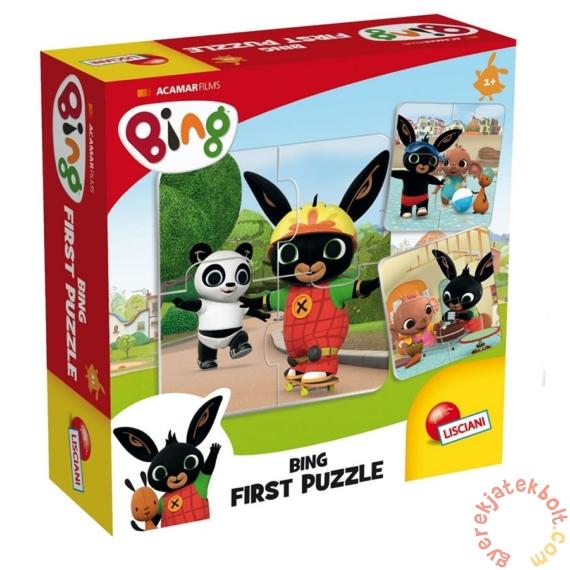 Lisciani 8 x 4 db-os első puzzle - Bing (74686)