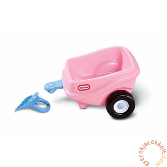 Little Tikes Cozy Coupe Princess utánfutó (621451)