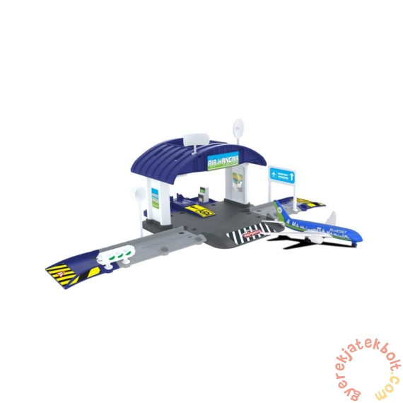 Majorette Creatix Reptéri hangár szett (2050017)
