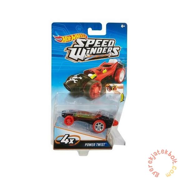 Hot Wheels Speed Winders járgányok - Power Twist-75 (DPB70)