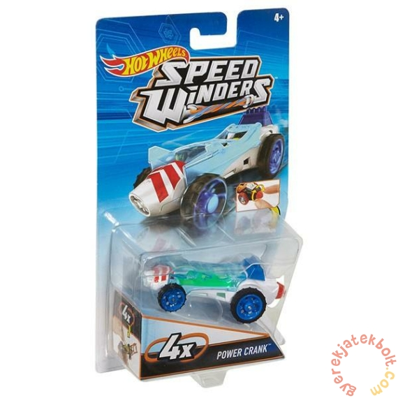 Hot Wheels Speed Winders járgányok - Power Crank-72 (DPB70)