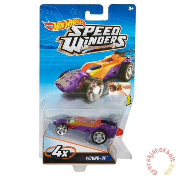 Hot Wheels Speed Winders járgányok - Wound-Up-73 (DPB70)