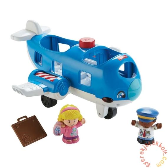 Fisher-Price Little People - Fecsegő repcsi figurákkal (GXR92)