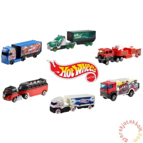 Hot Wheels Track Stars szállítóautók (BFM60)