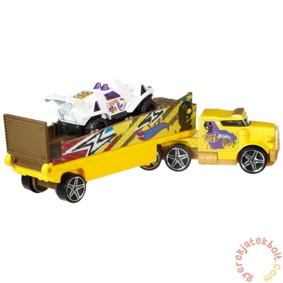 Hot Wheels City Kisautó szállító - Rumble Road (BDW51-BDW56)