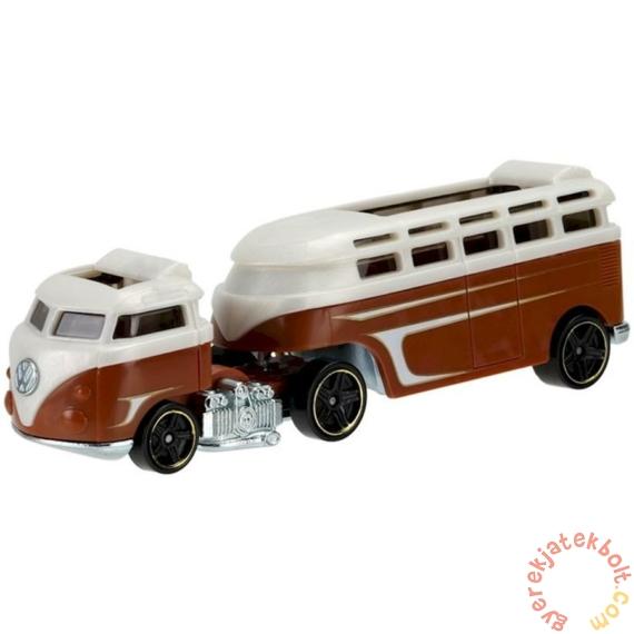 Hot Wheels Track Stars szállítóautó - Custom Volkswagen Hauler (BFM60-CGJ44)
