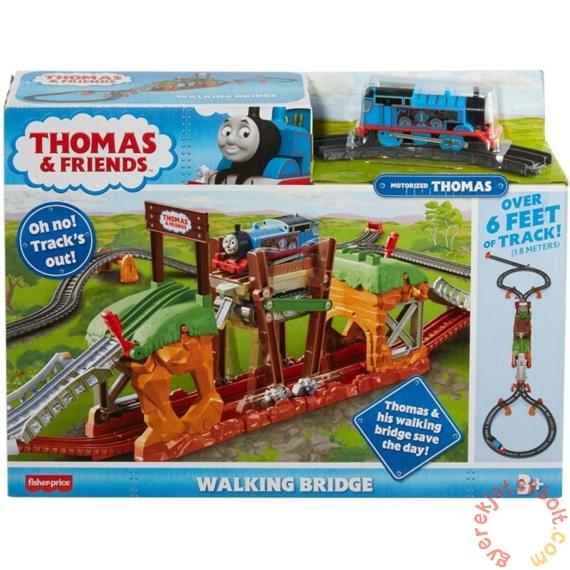 Thomas és barátai - Lépegető híd pályaszett