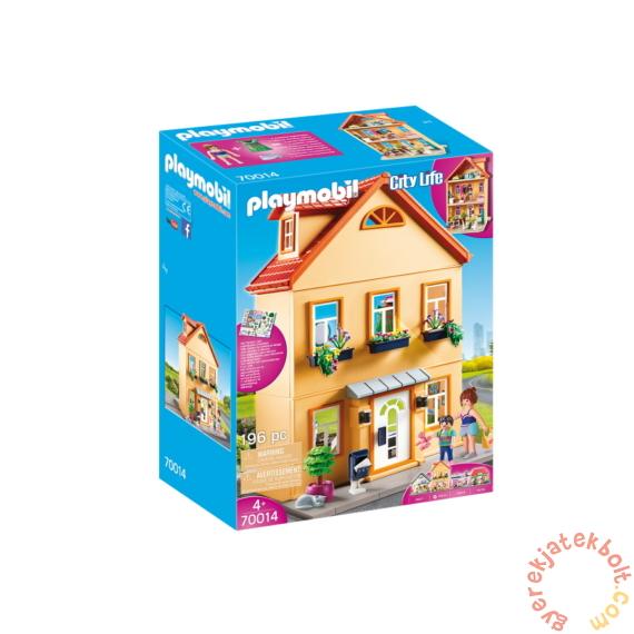 Playmobil - City Life - Kisvárosi házikó játékszett