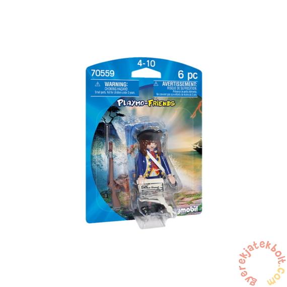 Playmobil - Playmo-Friends - Királyi katona figura