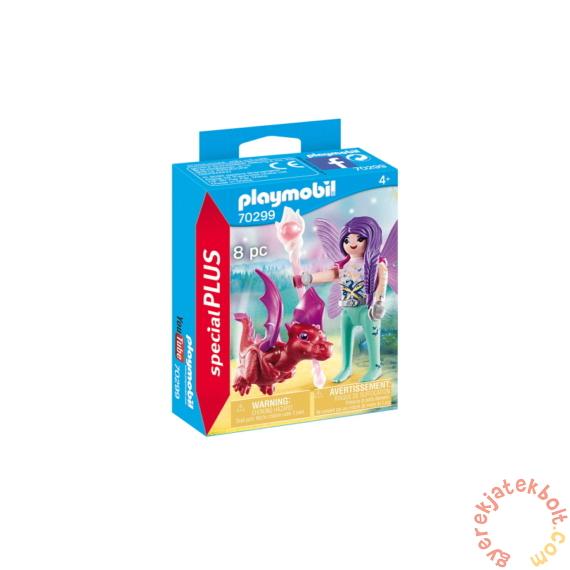Playmobil - Special Plus - Tündér kis sárkánnyal játékszett