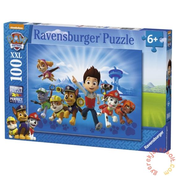 Ravensburger 100 db-os XXL puzzle - Mancs őrjárat (10899)