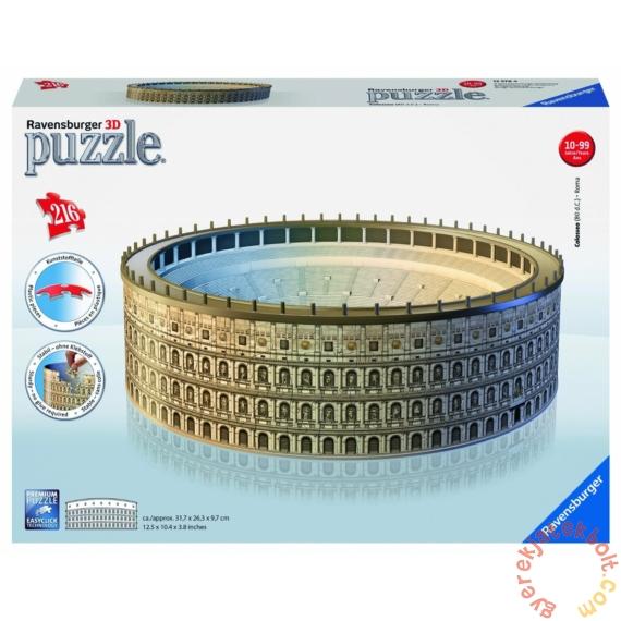 Ravensburger 216 db-os 3D puzzle - Kolosszeum (12578)