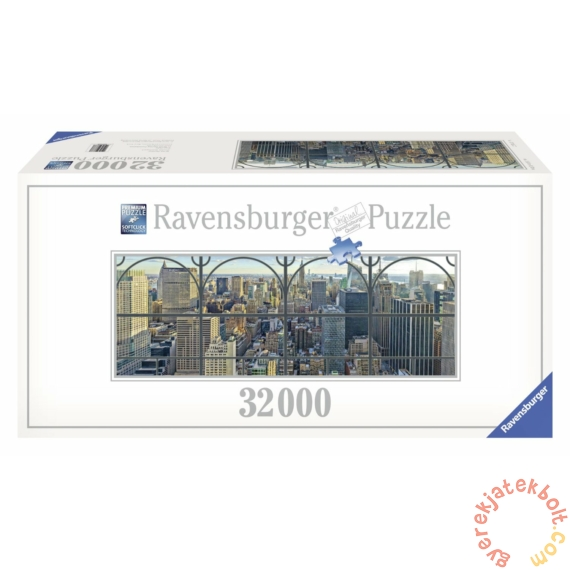 Ravensburger 32000 db-os puzzle - Ablak - New York City (17837)