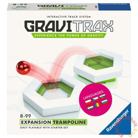 Ravensburger - GraviTrax trambulin kiegészítő készlet (26074)