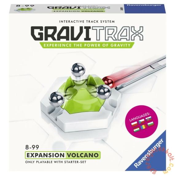 Ravensburger - GraviTrax vulkán kiegészítő készlet (26146)