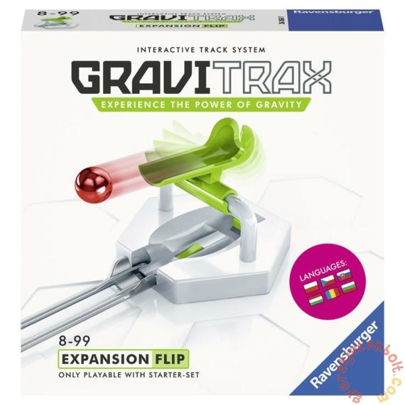 Ravensburger - GraviTrax flip kiegészítő készlet (26147)