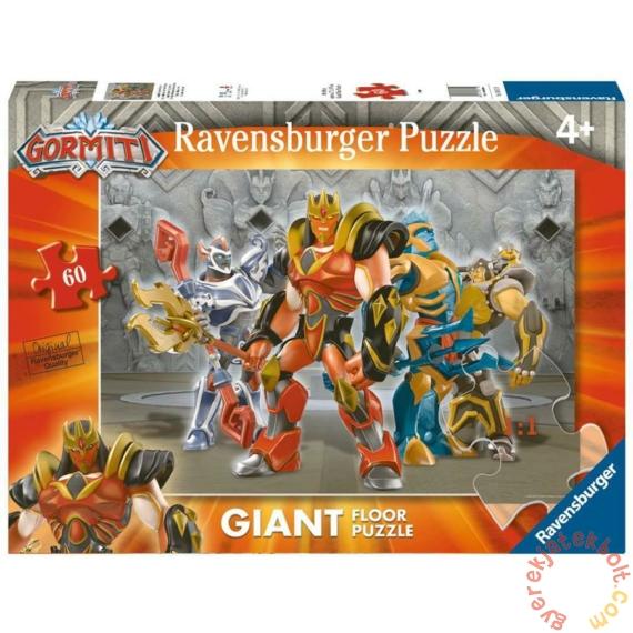 Ravensburger 60 db-os Floor puzzle - Gormiti (03011)