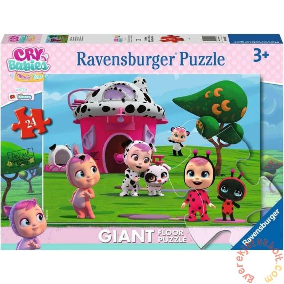 Ravensburger 24 db-os Floor puzzle - Cry Babies Magic Tears - Varázskönnyek (03050)