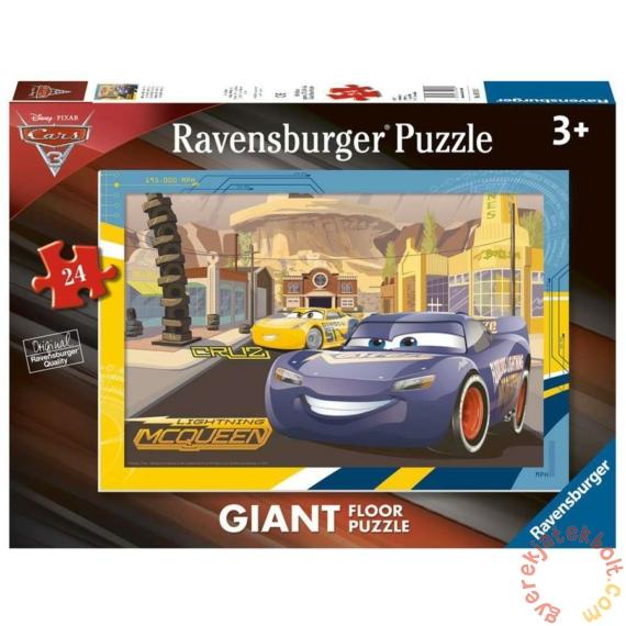 Ravensburger 24 db-os Floor puzzle - Verdák 3 (05519)