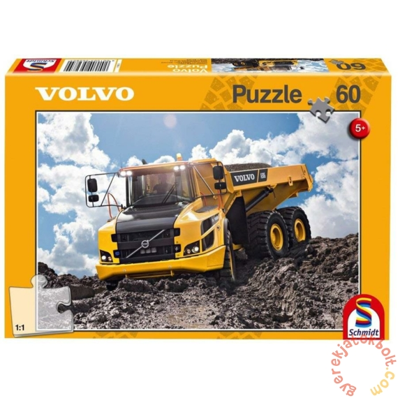 Schmidt 60 db-os puzzle - Volvo A30G (56285)