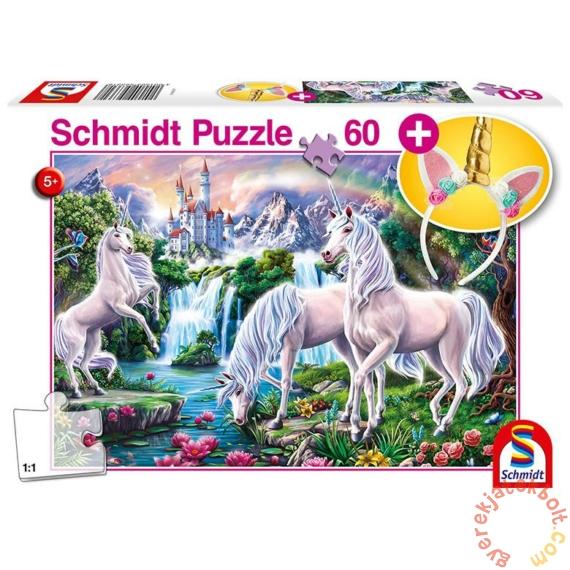 Schmidt 60 db-os puzzle - Magnificent unicorns (56331)