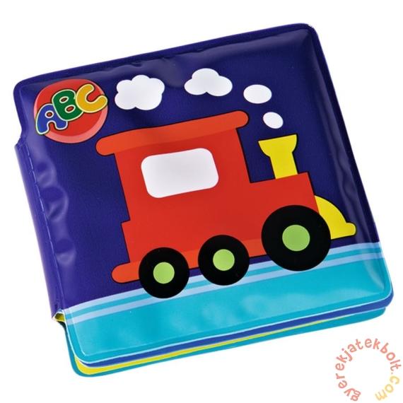 Simba ABC fürdőkönyv - Járművek (4011641)