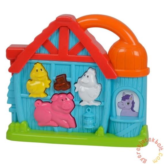 Simba ABC Mini zenélő állatfarm (4014312)