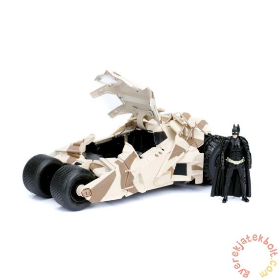 Batman - Batmobile fém autómodell figurával - The Dark Knight