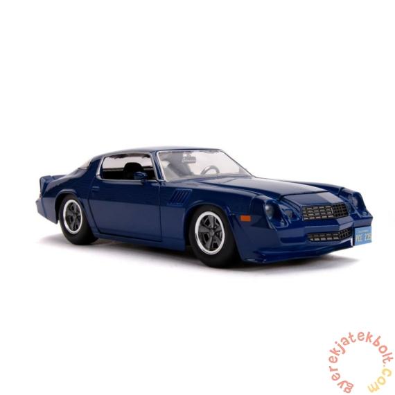 Hollywood Rides fém autómodell - Strangers Things - Chevy Camaro Z28 - 24 cm