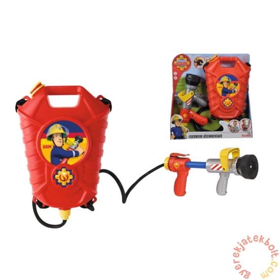 Simba Sam, a tűzoltó felszerelés - Háti tűzoltófecskendő (2293)