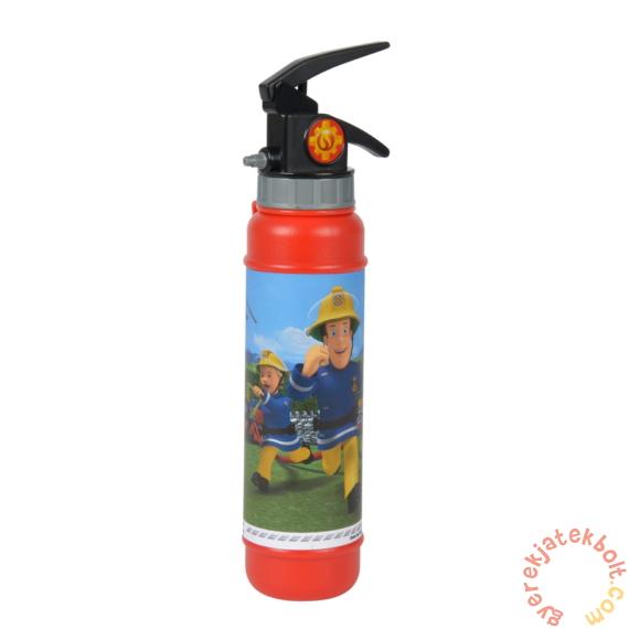 Simba Sam, a tűzoltó poroltó formájú vízipisztoly - Akcióban (2125)