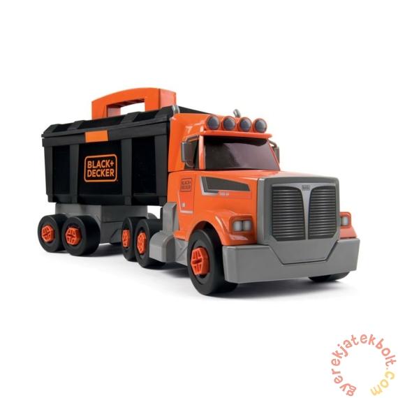 Smoby Black & Decker kamion szerszámos ládával (360175)