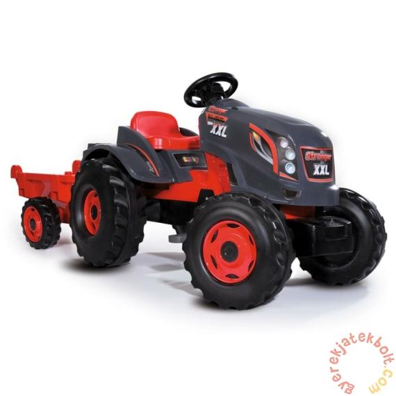 Smoby Stronger XXL Traktor utánfutóval (710200)