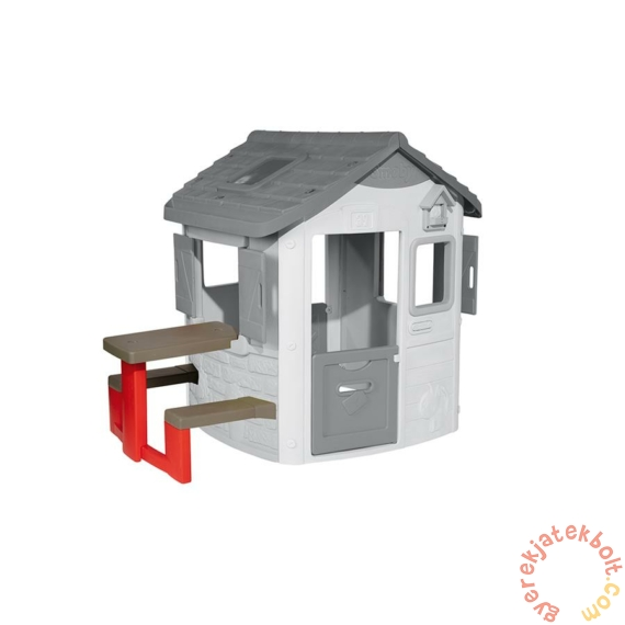 Smoby Piknikasztal kiegészítő házikóhoz (810902)