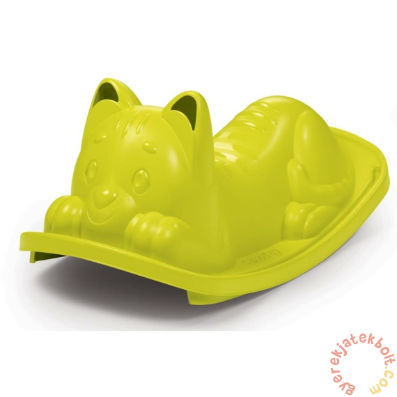 Smoby műanyag Cicás hinta - zöld (830104)