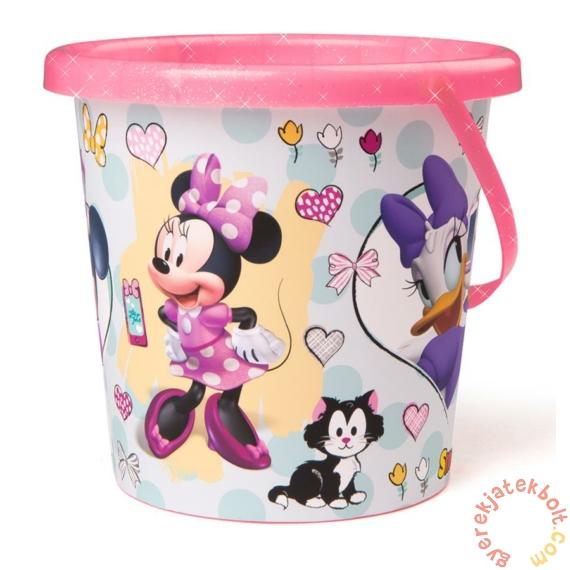Smoby Homokozó vödör - Minnie Mouse (861009)