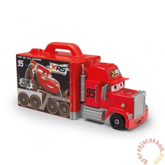 Smoby Verdák XRS Mack Truck elektronikus versenyszimulátor kisautóval