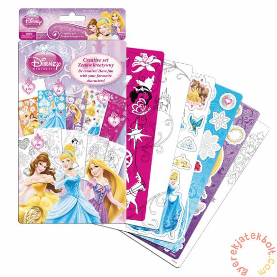 Disney Princess kreatív készlet 14x24 cm (311110)