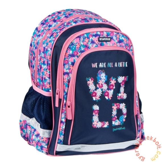 Enchantimals wild ergonomikus hátizsák, iskolatáska (394093)