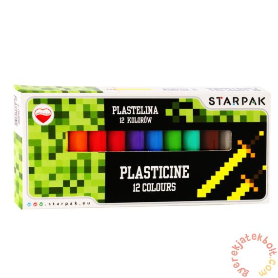 Game Pixel gyurma - 12 színű