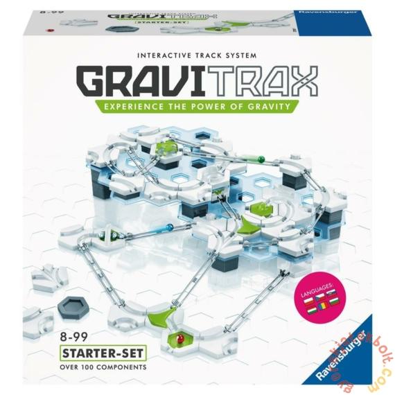 Ravensburger - GraviTrax induló készlet 100 db-os (27504)